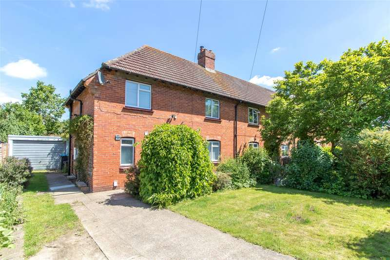 3 Bedrooms End Of Terrace House for sale in St Clair Close, Old Oxted, Surrey, RH8