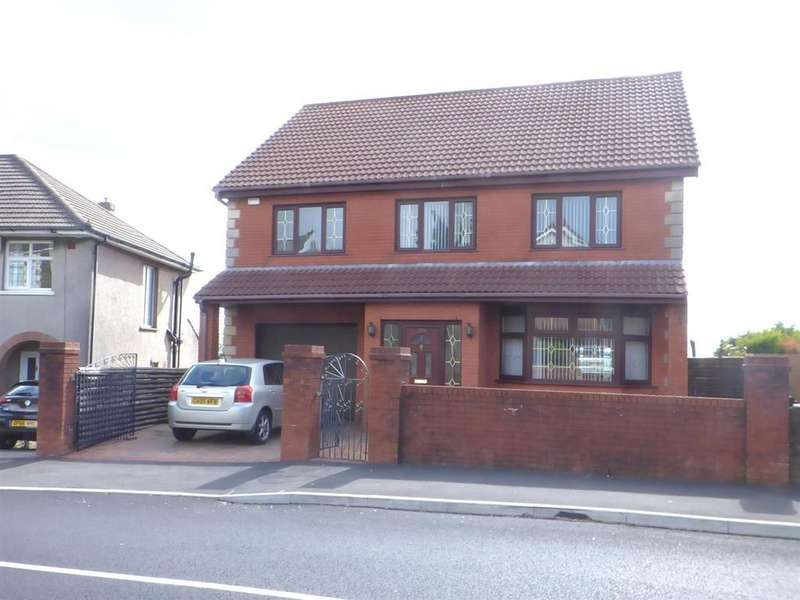 5 Bedrooms House for sale in Vicarage Road, Morriston, Swansea