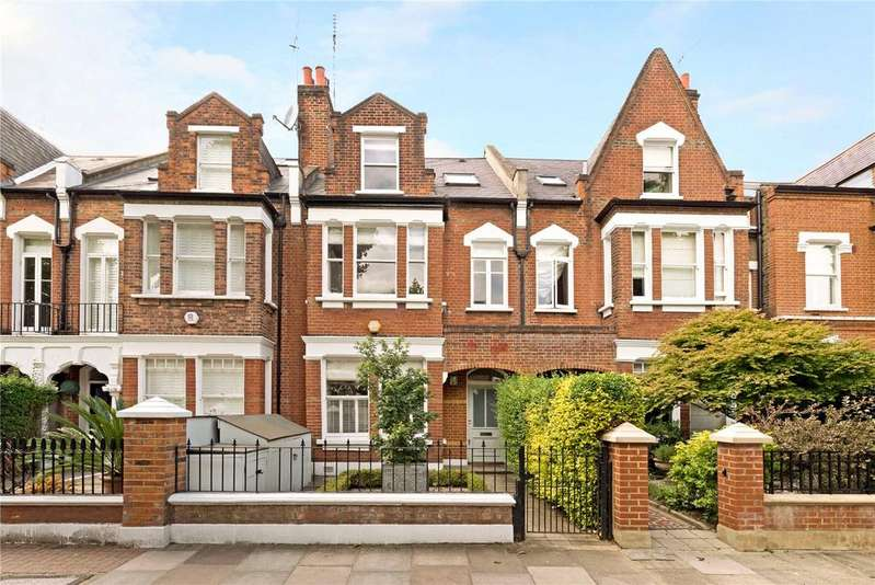 5 Bedrooms Terraced House for sale in Westover Road, London, SW18