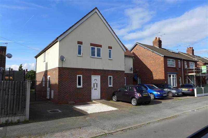3 Bedrooms Semi Detached House for sale in Neville Street, Crewe