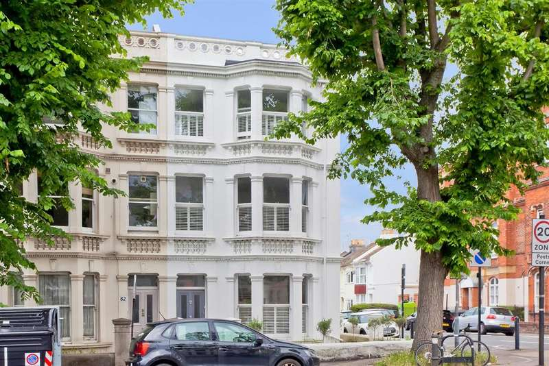 4 Bedrooms End Of Terrace House for sale in Sackville Road, Hove, East Sussex