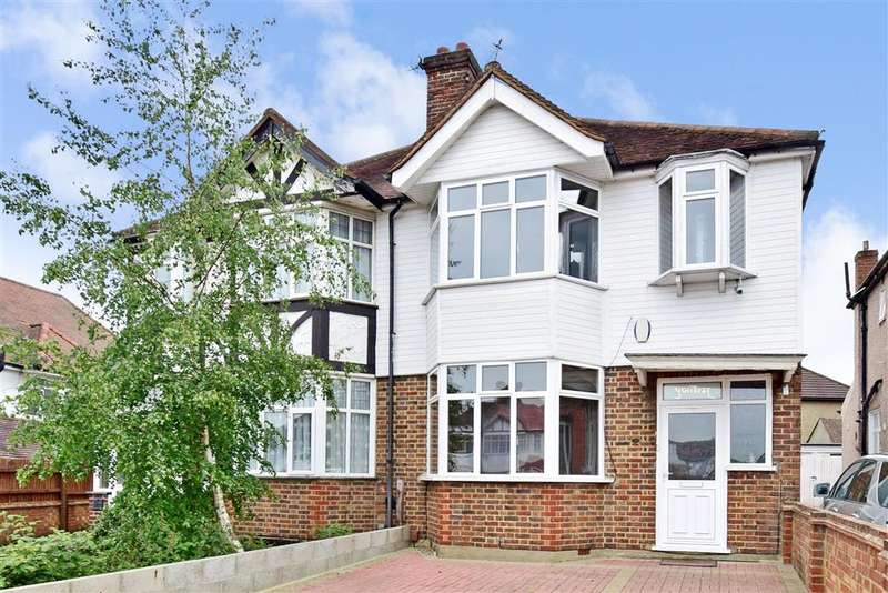4 Bedrooms Semi Detached House for sale in Angel Hill, Sutton, Surrey