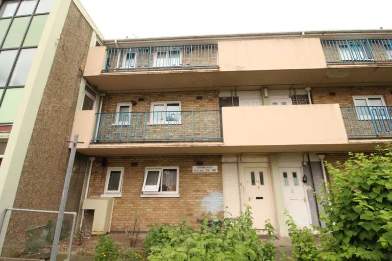 1 Bedroom Flat for sale in Ottawa Road, Leicester, LE1