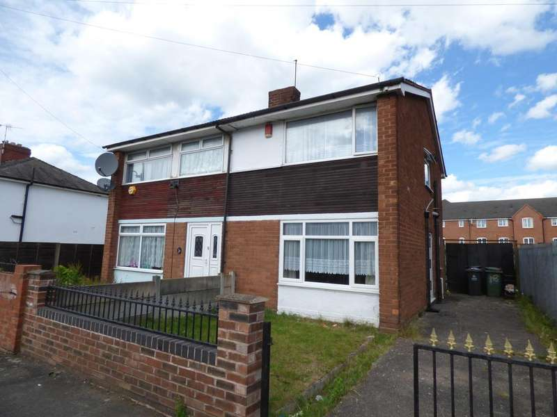 2 Bedrooms Semi Detached House for sale in 18 Dawson Street, Blakenhall Heath, Walsall, WS3 1LN - Lot 8A (For Sale by Auction Monday 3rd July 2017)