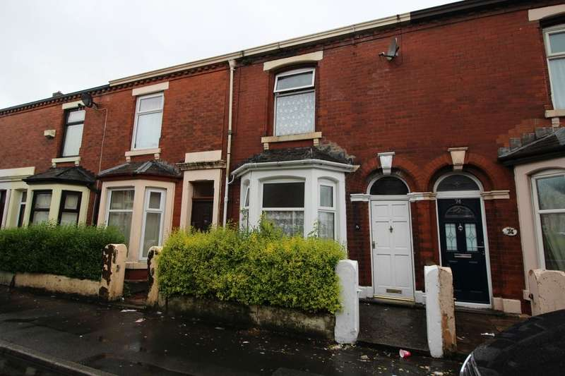 2 Bedrooms Property for sale in Cherry Street, BLACKBURN, BB1