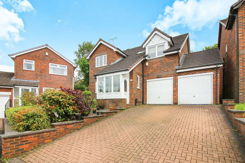 4 Bedrooms Detached House for sale in Harrier Drive, Blackburn, BB1