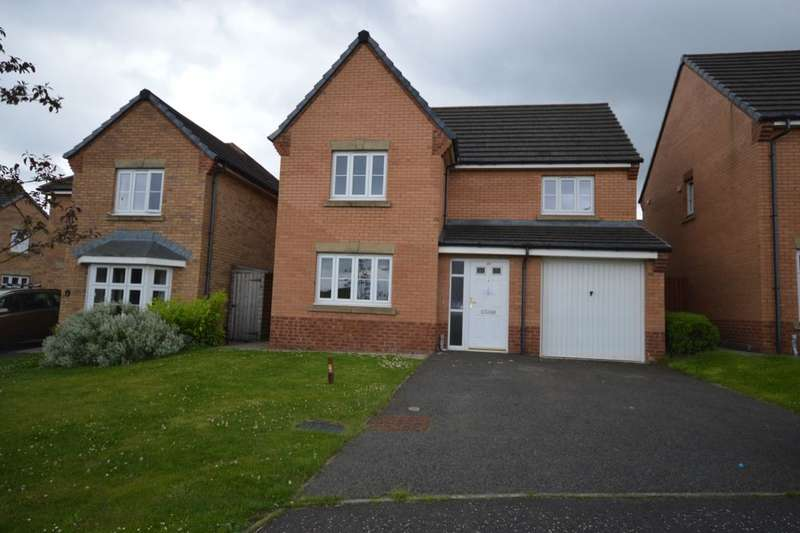 4 Bedrooms Detached House for sale in Fieldfare View, Dunfermline, KY11