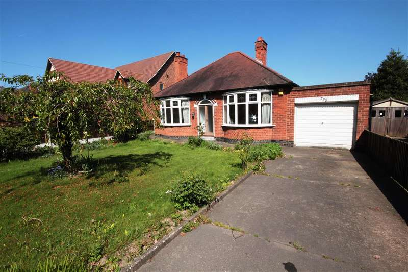 2 Bedrooms Bungalow for sale in Heanor Road, Ilkeston