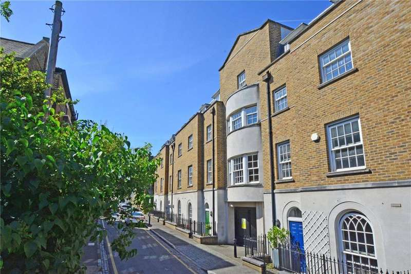 2 Bedrooms Maisonette Flat for sale in Feathers Place, Greenwich, London, SE10