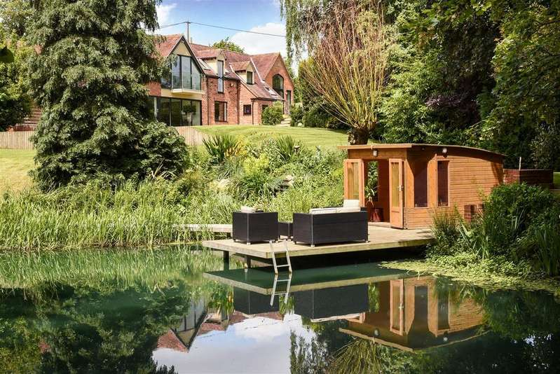 5 Bedrooms Detached House for sale in Toot Baldon, Oxford
