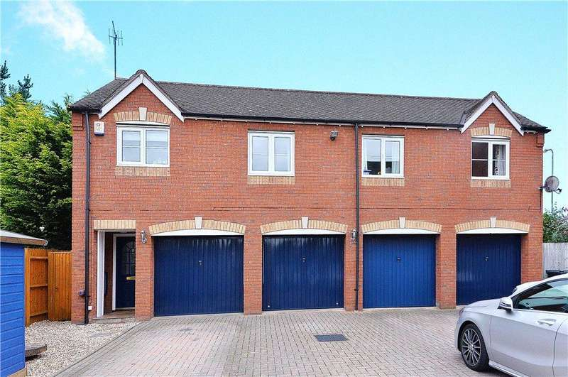 2 Bedrooms Apartment Flat for sale in Peacock Mews, Kidderminster, DY10