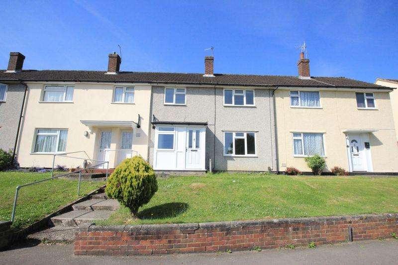 3 Bedrooms Terraced House for sale in Bishops Oak Ride, Tonbridge