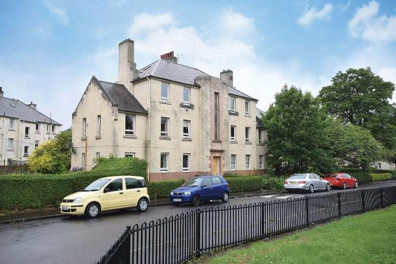 2 Bedrooms Apartment Flat for sale in 35 Loganlea Avenue, Edinburgh, Midlothian, EH7 6NZ