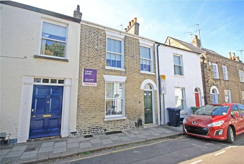 3 Bedrooms Terraced House for sale in City Road, Cambridge, CB1