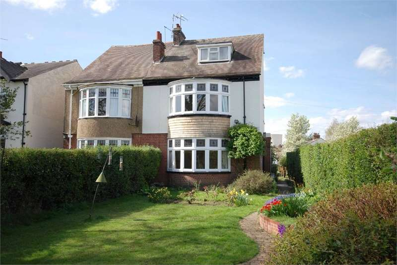 5 Bedrooms Semi Detached House for sale in Lancaster Road, RUGBY, Warwickshire