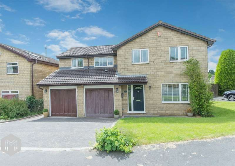 4 Bedrooms Detached House for sale in Fellstone Vale, Withnell, Chorley, Lancashire