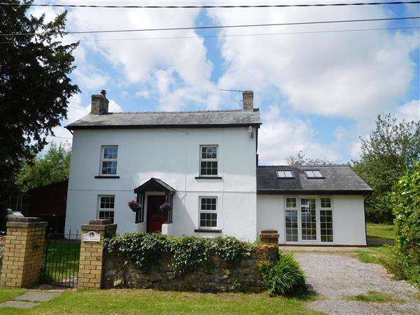 4 Bedrooms Detached House for sale in The Laurels, Porton, Goldcliff