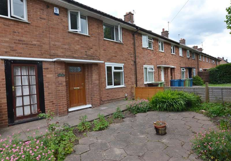 3 Bedrooms Terraced House for sale in John Amery Drive, Stafford