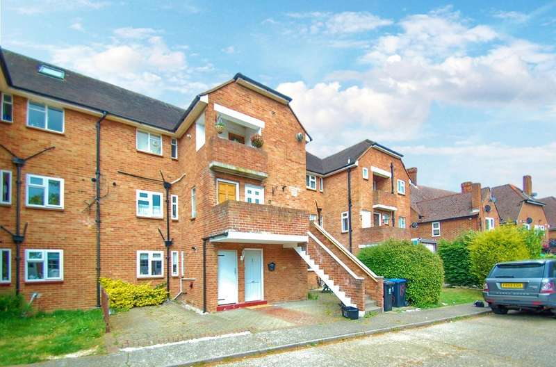 2 Bedrooms Flat for sale in Thornbridge House, Thornbridge Road, Iver Heath, SL0