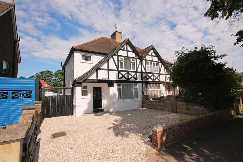 3 Bedrooms Semi Detached House for sale in Elstow Road, Bedford, MK42