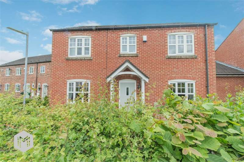 4 Bedrooms Link Detached House for sale in Maple Walk, Darcy Lever, Bolton, Lancashire