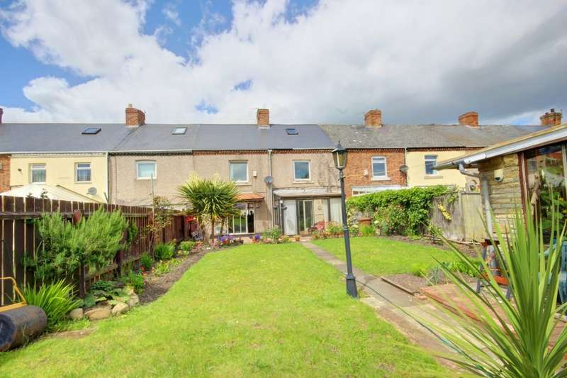 4 Bedrooms Property for sale in Railway Terrace, New Herrington, Houghton Le Spring, DH4