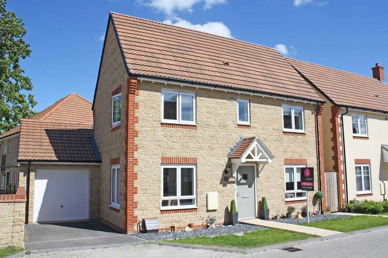 3 Bedrooms Detached House for sale in Hazel Gardens, Didcot