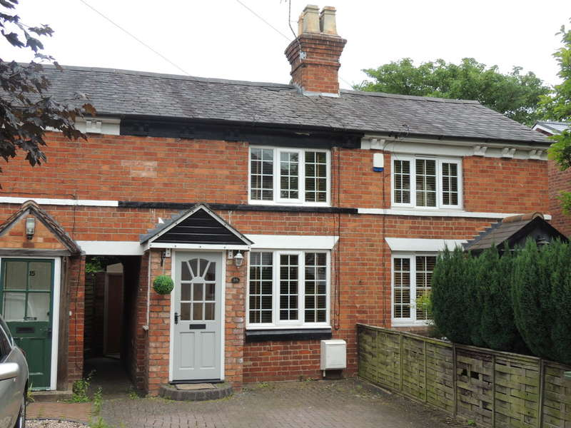 2 Bedrooms End Of Terrace House for sale in Copt Heath Croft, Knowle