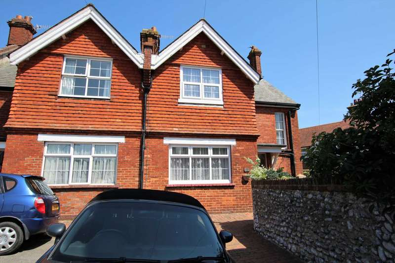 3 Bedrooms End Of Terrace House for sale in The Village, Eastbourne, BN20 7RB