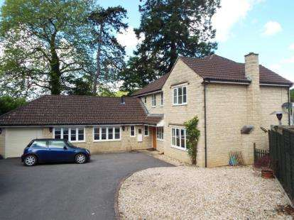 5 Bedrooms Detached House for sale in Bruton, Somerset