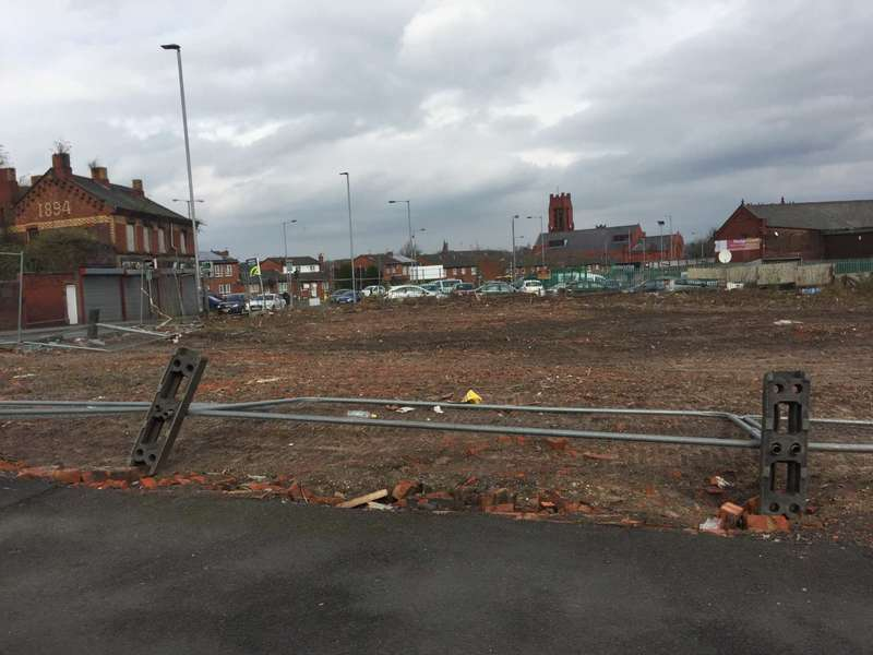 Land Commercial for sale in Manning Street, St Helens