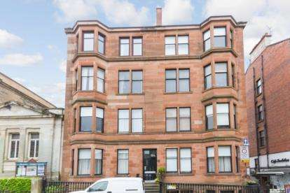 2 Bedrooms Flat for sale in Cresswell Street, Hillhead