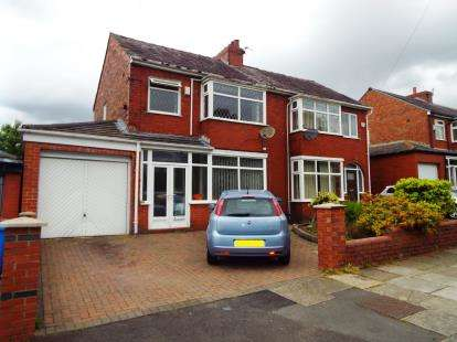 3 Bedrooms Semi Detached House for sale in Portland Road, Worsley, Manchester, Greater Manchester