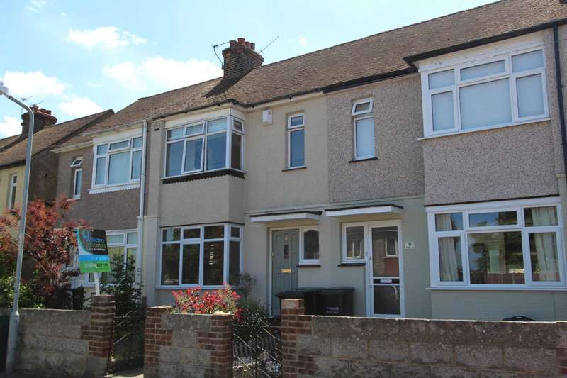 2 Bedrooms Terraced House for sale in Sharland Road, Gravesend