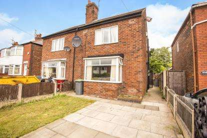2 Bedrooms Semi Detached House for sale in Penrose Avenue, Blackpool, Lancashire, ., FY4