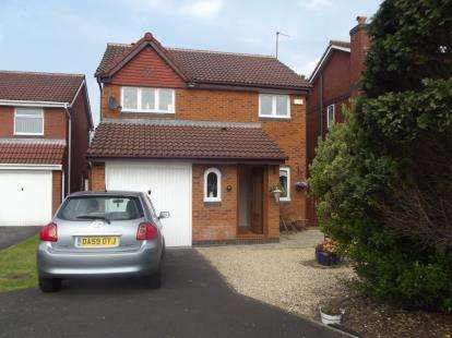3 Bedrooms Detached House for sale in Moorbridge Close, Bootle, Merseyside, L30