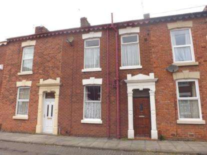 2 Bedrooms Terraced House for sale in Northcote Road, Preston, Lancashire, PR1
