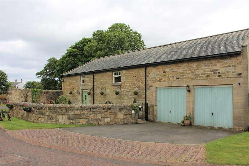 3 Bedrooms Barn Conversion Character Property for sale in The Calves Byre, Acklington, Morpeth, Northumberland, NE65 9BY
