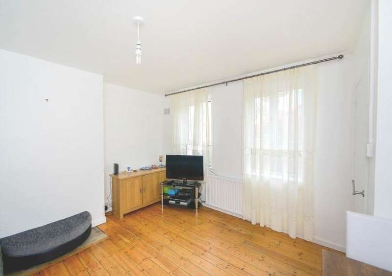3 Bedrooms Terraced House for sale in Tilbury Way, Brighton, East Sussex, BN2 9QU