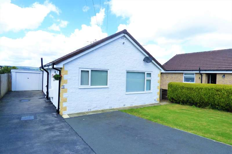 2 Bedrooms Bungalow for sale in Elm Tree Close, Keighley, BD21 4RX