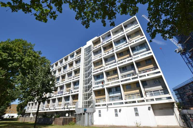 2 Bedrooms Flat for sale in St James's Crescent, London SW9