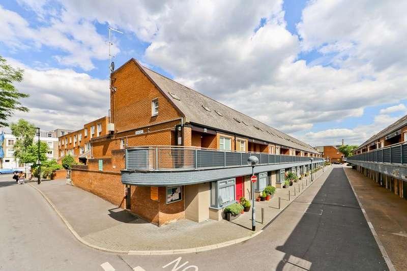 1 Bedroom Flat for sale in Vulcan Way, London N7