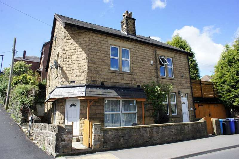 6 Bedrooms Detached House for sale in Manchester Road, Deepcar, Sheffield , S36 2RA