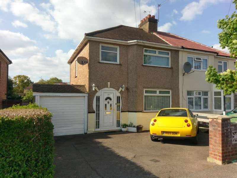 3 Bedrooms Semi Detached House for sale in Sefton Avenue, Harrow, Middlesex, HA3