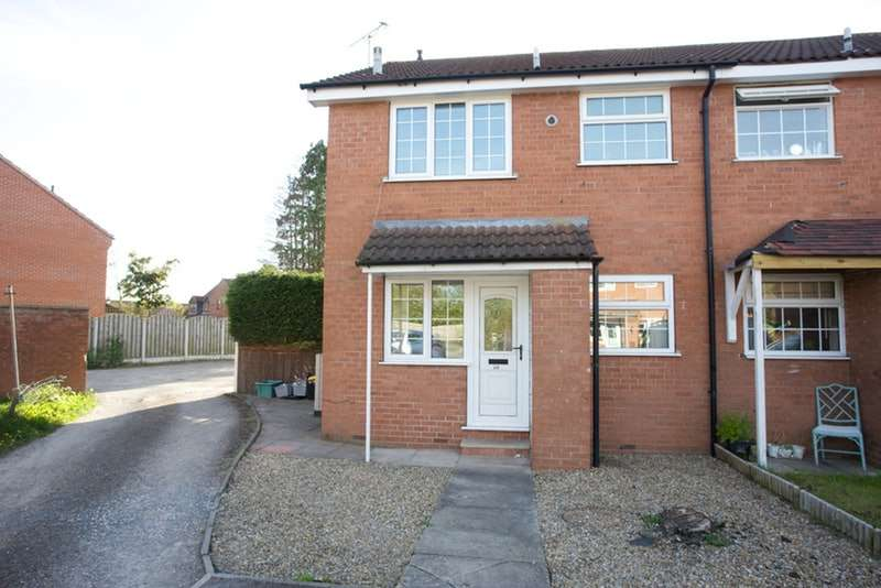 1 Bedroom Maisonette Flat for sale in Waincroft, Strensall, North Yorkshire, YO32