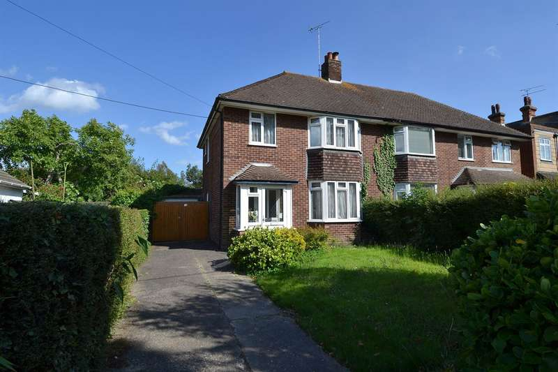 3 Bedrooms Semi Detached House for sale in Ham Shades Lane, Tankerton, Whitstable