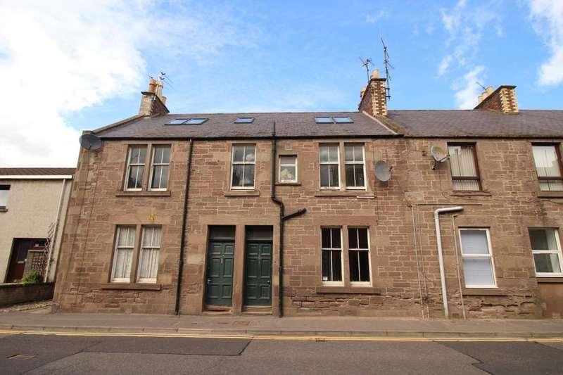 2 Bedrooms Flat for sale in Montrose Street, Brechin, DD9