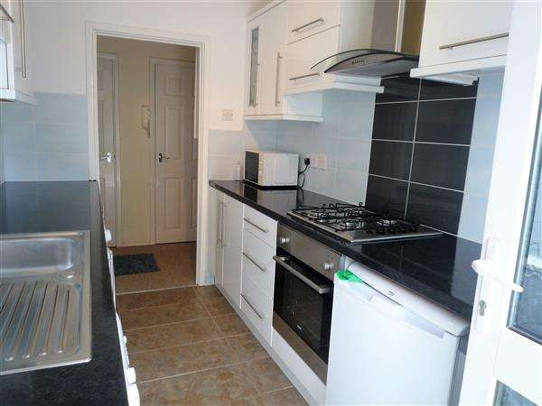 2 Bedrooms Apartment Flat for sale in Pentwyn Court, Heol Pentwyn, Cardiff