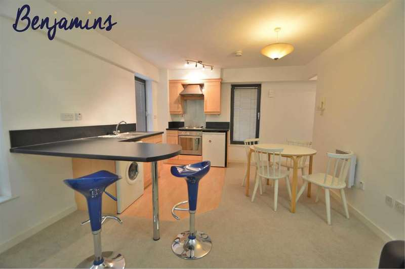 1 Bedroom Flat for sale in Park West, City Centre