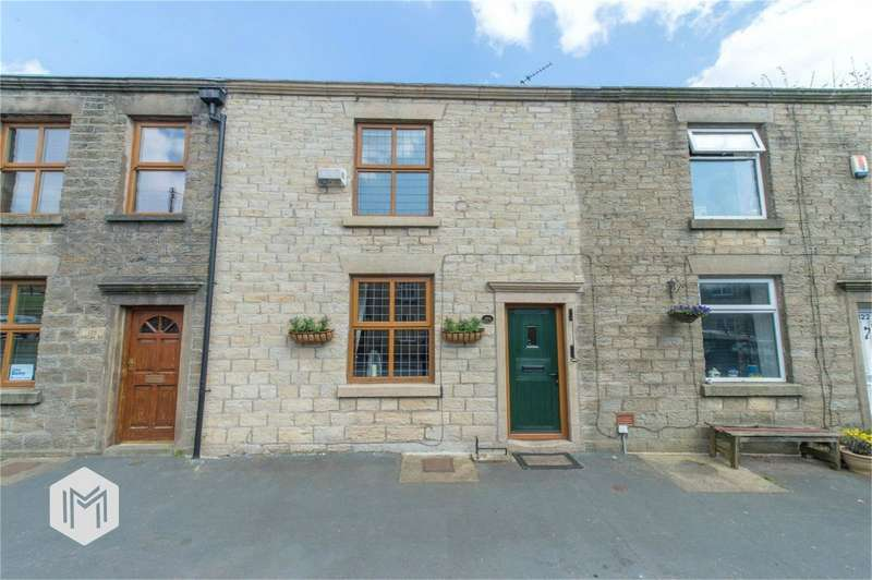 3 Bedrooms Cottage House for sale in High Street, Belmont, Bolton, Lancashire